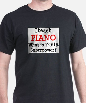 teach piano T-Shirt