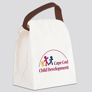 Cape Cod Child Developmnet Canvas Lunch Bag