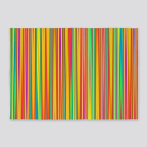 Abstract 120716(010) 5'x7'Area Rug