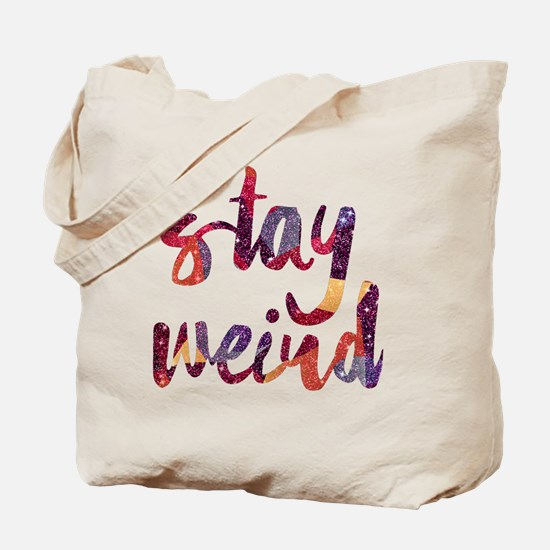 Cute Weird Tote Bag