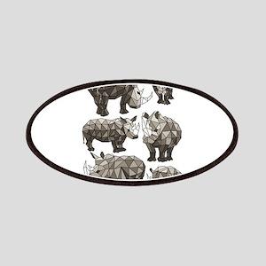 Geometric Rhino Patch