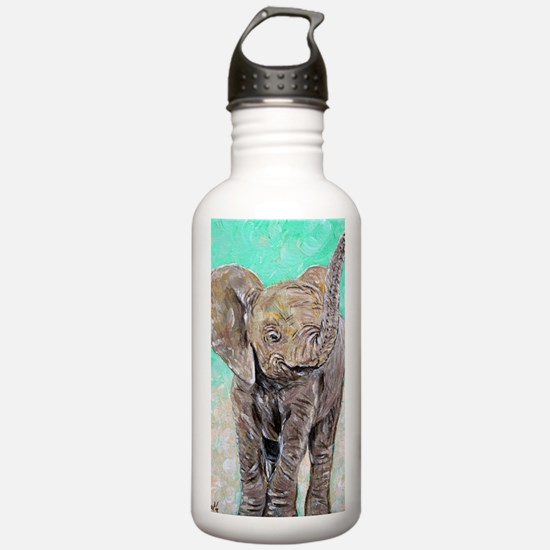 Cute Impressionist paintings Water Bottle
