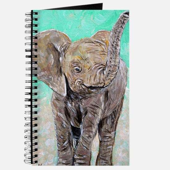 Unique Animal art Journal