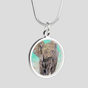 Baby Elephant Necklaces