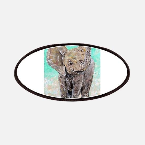Baby Elephant Patch