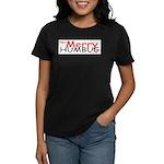 Merry Humbug Women's Dark T-Shirt