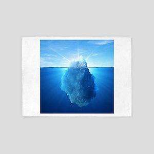 Iceberg 5'x7'Area Rug