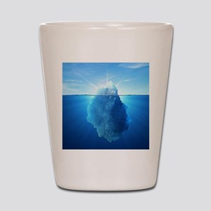 Iceberg Shot Glass