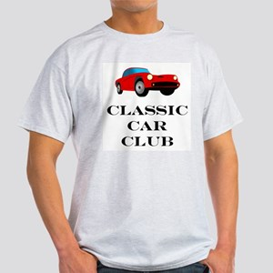 Classic Car Club Light T-Shirt