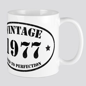 Vintage Aged to Perfection 1977 Mugs