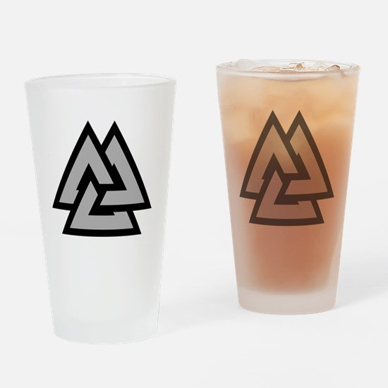 Unique Viking ship Drinking Glass