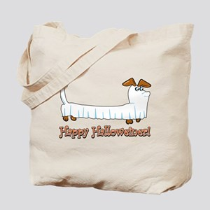 Happy Halloweiner Tote Bag