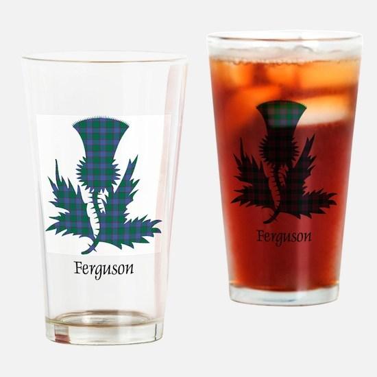 Thistle - Ferguson Drinking Glass