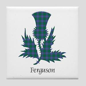 Thistle - Ferguson Tile Coaster