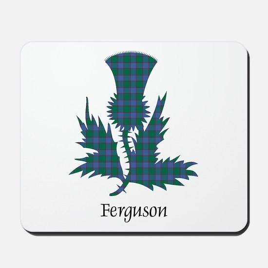Thistle - Ferguson Mousepad
