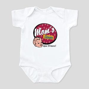Mom's Diner Infant Creeper