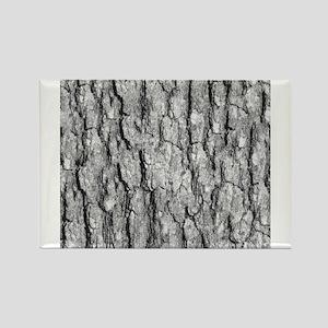 Bark Pattern Magnets