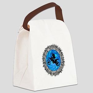 MOTO Canvas Lunch Bag