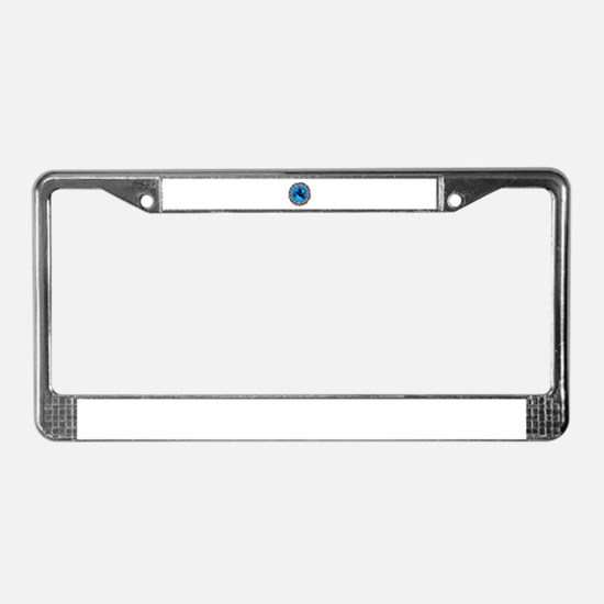 MOTO License Plate Frame