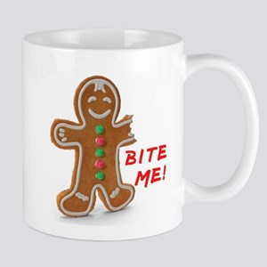 Gingerbread Person Cookie Mugs