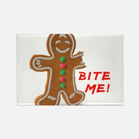 Gingerbread Person Cookie Magnets