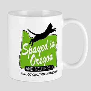 Feral Cat Coalition of Oregon: Mugs