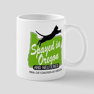 Feral Cat Coalition of Oregon: Mugs