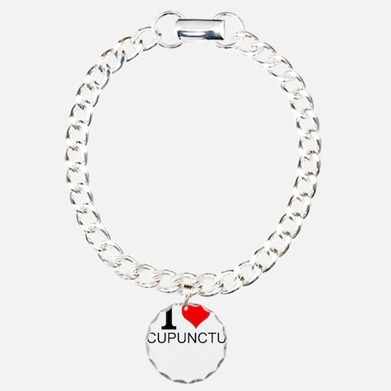 I Love Acupuncture Bracelet