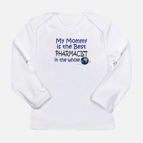 Best Pharmacist In The World (Mommy) Long Sleeve T