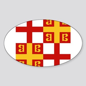 Byzantine Empire Flag Sticker