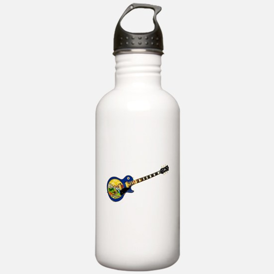Montana State Flag Gui Water Bottle