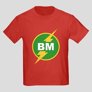BM Best Man Kids Dark T-Shirt