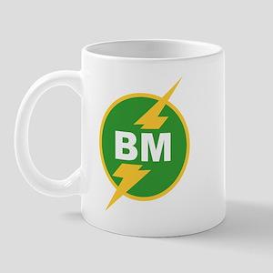 BM Best Man Mug