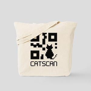 Catscan Tote Bag