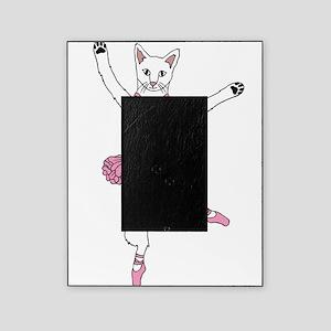 Cat Ballet Dancer Picture Frame