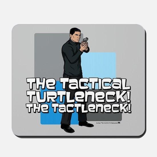 Archer Tactleneck Mousepad