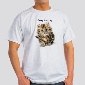 Kitten Furry Murray T-Shirt