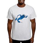 Blue Squid Light T-Shirt
