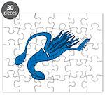 Blue Squid Puzzle