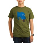 T-Rex Pet Organic Men's T-Shirt (dark)