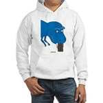 T-Rex Pet Hooded Sweatshirt