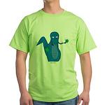 T-Rex Ping Pong Green T-Shirt