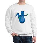T-Rex Ping Pong Sweatshirt