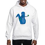 T-Rex Ping Pong Hooded Sweatshirt