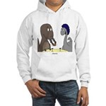 T-Rex Dining Hooded Sweatshirt