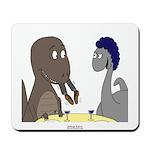 T-Rex Dining Mousepad