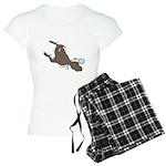 T-Rex Tennis Women's Light Pajamas