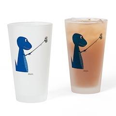 T-Rex Tools Drinking Glass