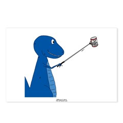 T-Rex Tools Postcards (Package of 8)