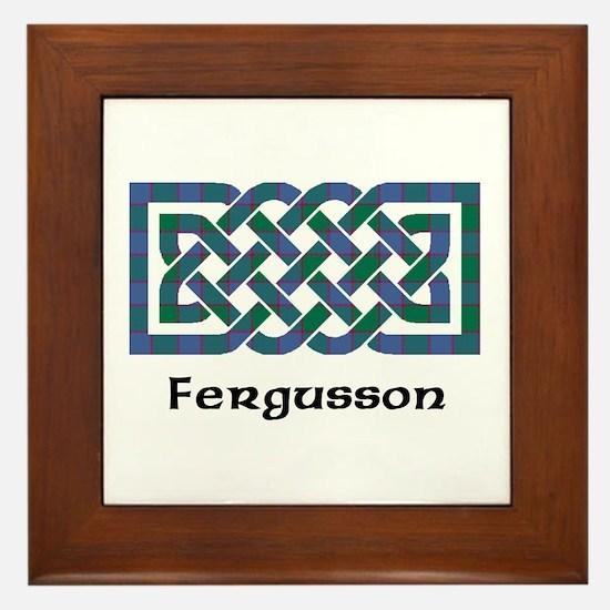 Knot - Fergusson Framed Tile